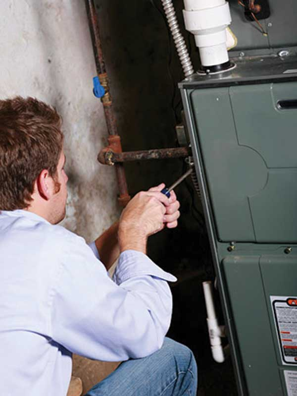 Stivers HVAC Prompt-Furnace-Repair-Services